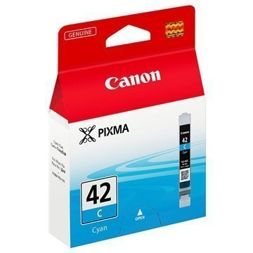 Canon CLI-42C Mustepatruuna 6385B001 Syaani