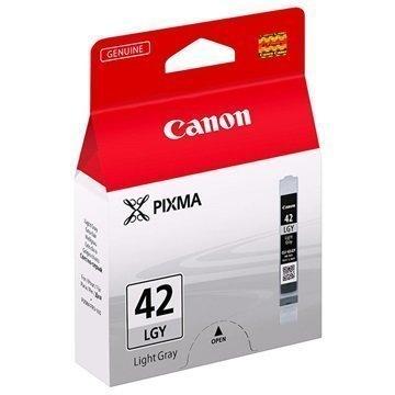 Canon CLI-42LGY Mustepatruuna 6391B001 Vaaleanharmaa