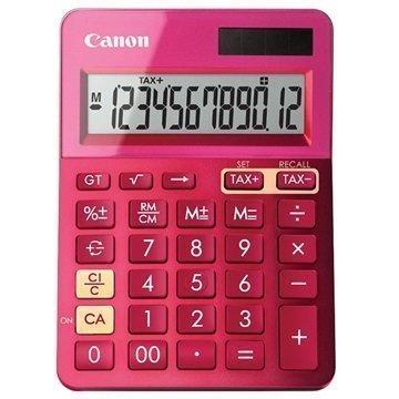 Canon LS-123K Laskin Metallinen Vaaleanpunainen
