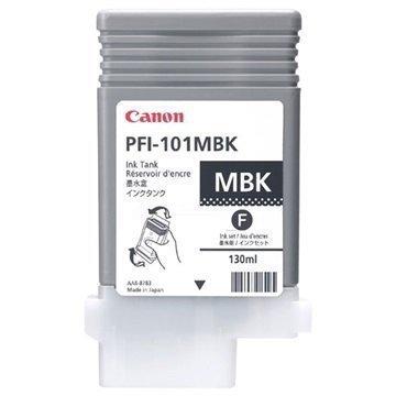 Canon PFI-101MBK Mustepatruuna 0882B001 Matta Musta