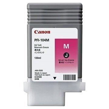 Canon PFI-104M Mustepatruuna 3631B001 Magenta