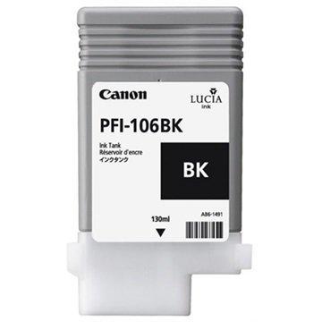 Canon PFI-106BK Mustepatruuna imagePROGRAF iPF6300 iPF6300S Musta