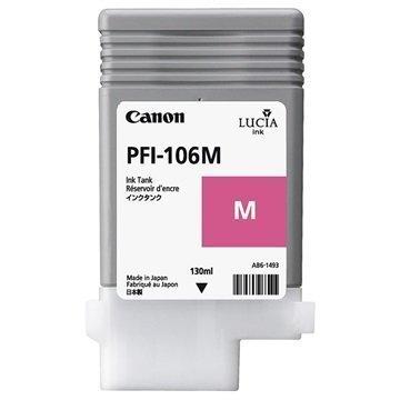 Canon PFI-106M Mustekasetti 6623B001 Magenta