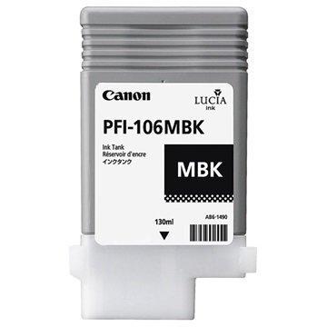 Canon PFI-106MBK Mustepatruuna imagePROGRAF iPF6300 iPF6300S Matta Musta
