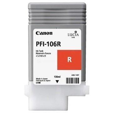Canon PFI-106R Mustepatruuna 6627B001 Punainen