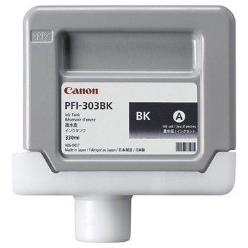 Canon PFI-303BK Mustepatruuna 2958B001 Musta