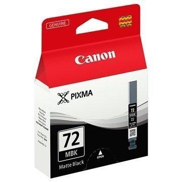 Canon PGI-72MBK Mustepatruuna 6402B001 Matta Musta