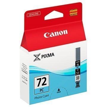 Canon PGI-72PC Mustepatruuna 6407B001 Valokuva Syaani