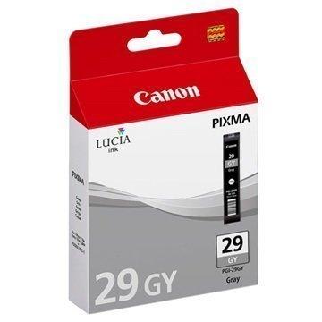 Canon PIXMA PRO-1 Mustepatruuna PGI-29GY Harmaa