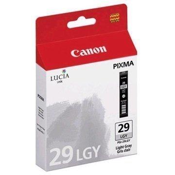 Canon PIXMA PRO-1 Mustepatruuna PGI-29LGY Vaaleanharmaa