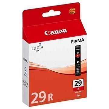 Canon PIXMA PRO-1 Mustepatruuna PGI-29R Punainen