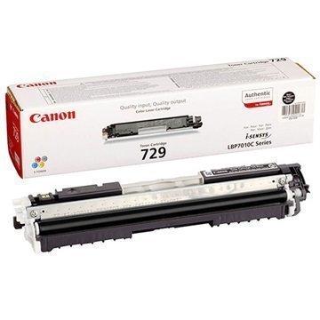 Canon i-SENSYS LBP7010C LBP7018C Toner 729 Musta
