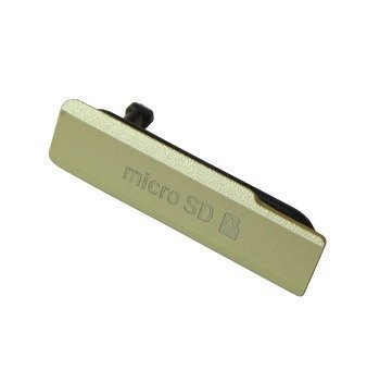 Cap SD Sony D5503 Xperia Z1 Compact lime Alkuperäinen