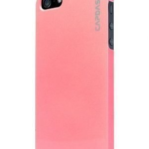 Capdase Karapace Jacket Pearl for iPhone 5 Pink