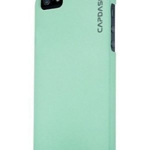 Capdase Karapace Jacket Touch for iPhone 5 Green