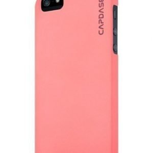 Capdase Karapace Jacket Touch for iPhone 5 Pink