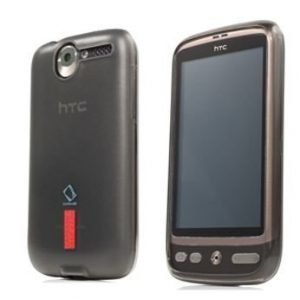 Capdase Siliconcase 2 Xpose HTC Desire Transparent Black