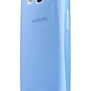 Capdase Soft Jacket Lamina for Samsung Galaxy S III Blue