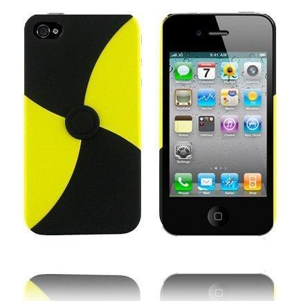 Capture Keltainen Iphone 4 Suojakuori