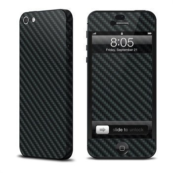 Carbon iPhone 5 Skin