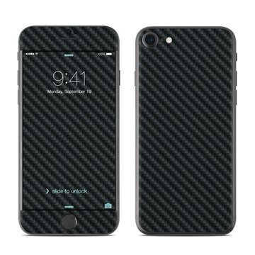 Carbon iPhone 7 Skin