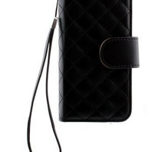 Case Folio for iPhone 4/4S Quilted Black