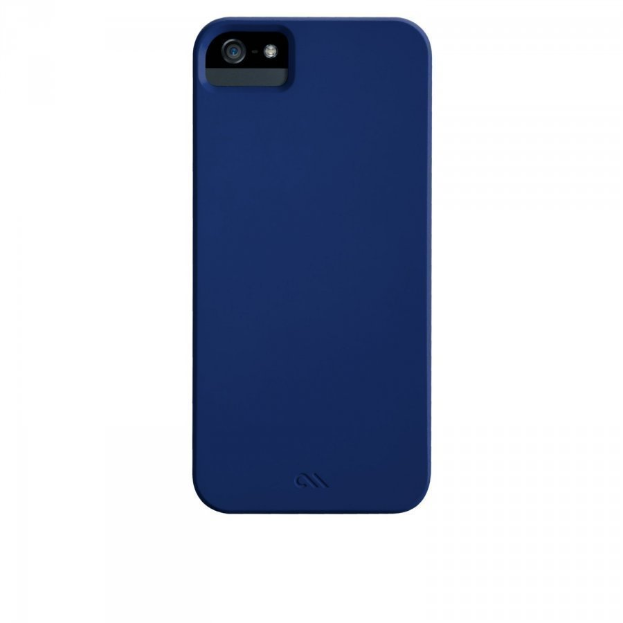 Case-Mate Barely There Samsung Galaxy S5 Alumiini Suojakuori Sininen