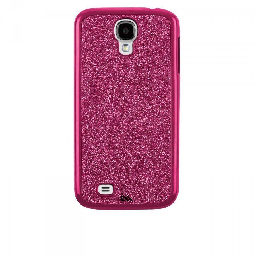 Case-Mate Glimmer Samsung Galaxy S4 Kotelo Pinkki
