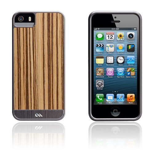Case-Mate Puukotelo Iphone 5s Malli 1