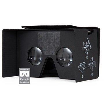 Case-Mate Virtuaalitodellisuuslasit V2.0 Musta