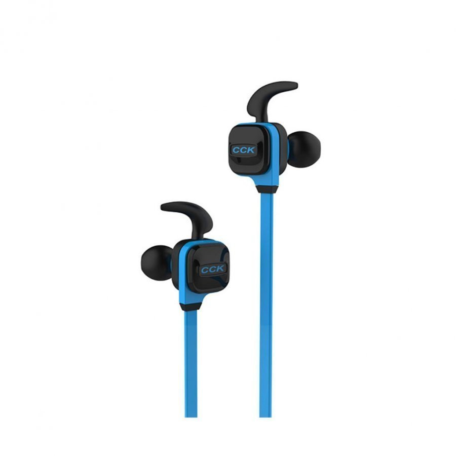 Cck-Ks Langattomat Bluetooth 4.1 Kuulokkeet Mikrofonilla Sininen