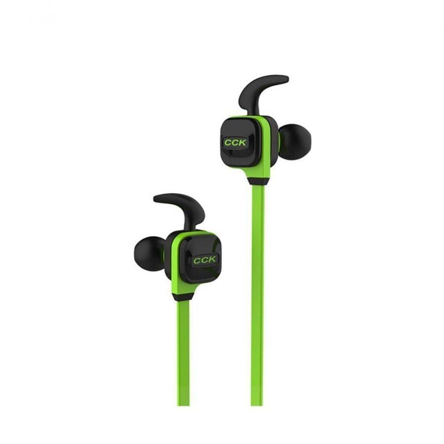 Cck-Ks Langattomat Bluetooth 4.1 Kuulokkeet Mikrofonilla Vihreä