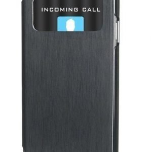 Celly Flip Case Display for Samsung Galaxy S4 Black