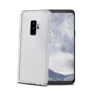 Celly Gelskin Cover Galaxy S9+ Clear