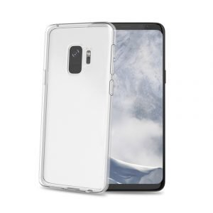Celly Gelskin Cover Galaxy S9 Clear