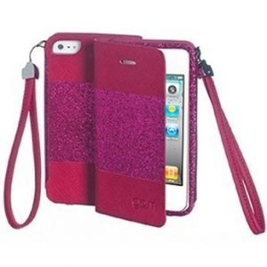 Celly Glamme Agenda iPhone 4 & 4S Pink