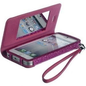 Celly Glamme Agenda iPhone 5 Pink