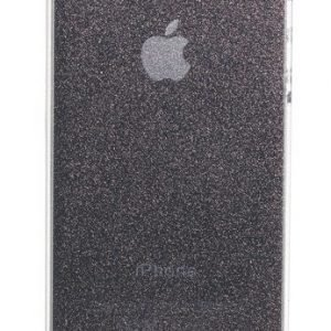 Celly Glamme Glitter Case for iPhone 4 White