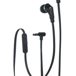 Celly Glamme Headset Glitter Black
