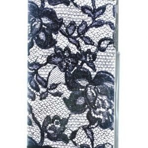Celly Glamme Lace Case iPhone 5 White