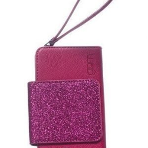 Celly Glamme Party Bag for iPhone 5 Pink