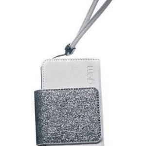Celly Glamme Party Bag for iPhone 5 White