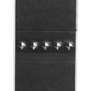 Celly Glamme Rivet Case for iPhone 4 Black