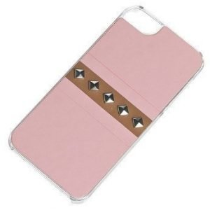 Celly Glamme Rivet Case for iPhone 5 Pink