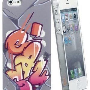 Celly Graffiti Easy Case for iPhone 5 Fire