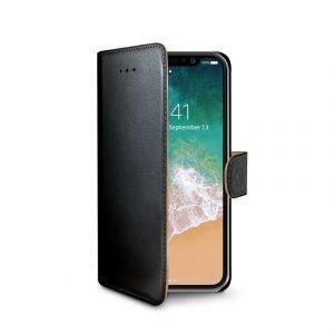 Celly Lompakkokotelo Iphone X Puhelimelle