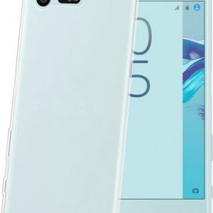 Celly TPU Cover Sony Xperia X Compact Clear