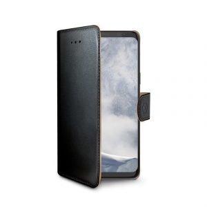 Celly Wally Case Galaxy S9 Black