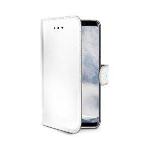 Celly Wally Case Galaxy S9 White
