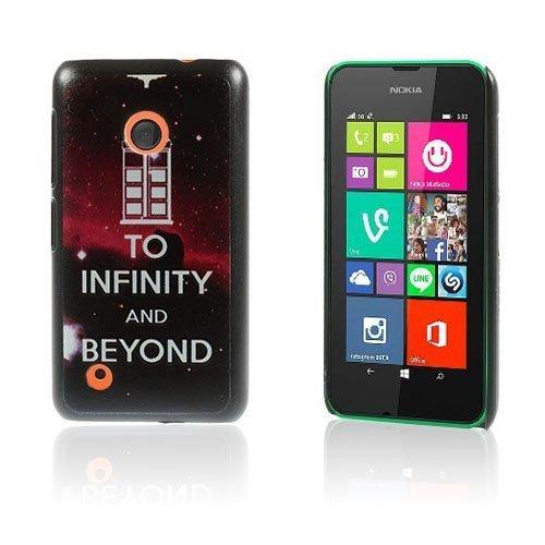 Christensen Edge Nokia Lumia 530 Kova Suojakuori To Infinity And Beyond